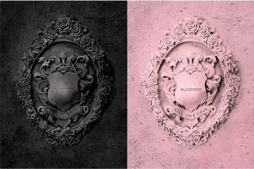BlackPink - 2nd Mini Album: Kill This Love (Random Cover, 52pg Photobook, 16pg Photo Zine, Accordion Lyric Book, 4 Photo Cards, 1 Polaroid P