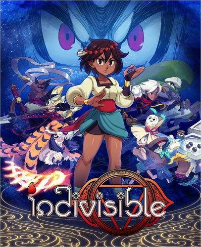 - Indivisible for PlayStation 4
