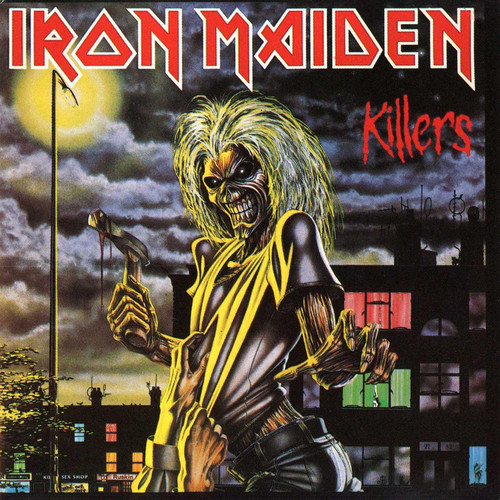 Iron Maiden - Killers [Import Vinyl]
