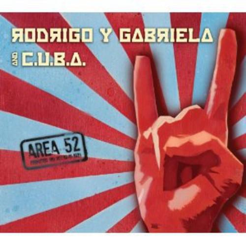 Rodrigo Y Gabriela - Area 52