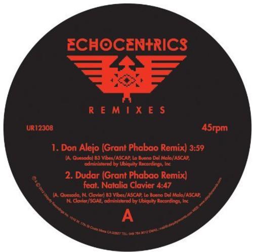 The Echocentrics Remixes