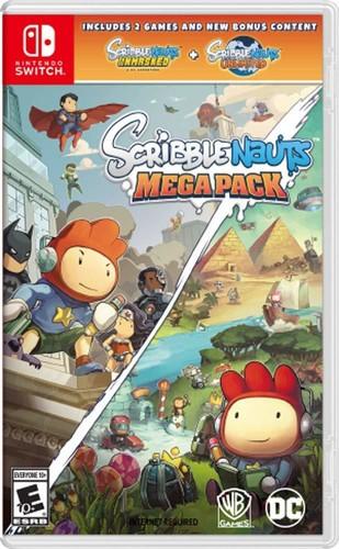 - Scribblenauts Mega Pack