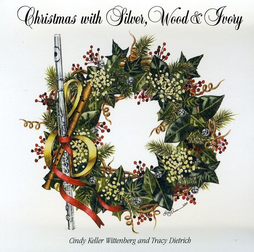 Christmas with Silver Wood & Ivory