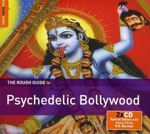 Rough Guide To Psychedelic Bollywood - Rough Guide To Psychedelic Bollywood