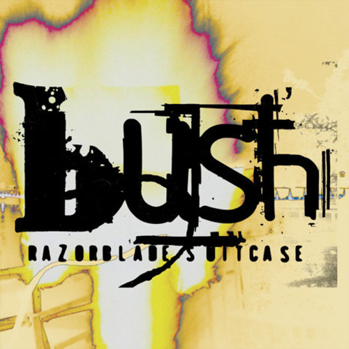 Bush - Razorblade Suitcase (In Addition) [Blck & White Swirl Vinyl]