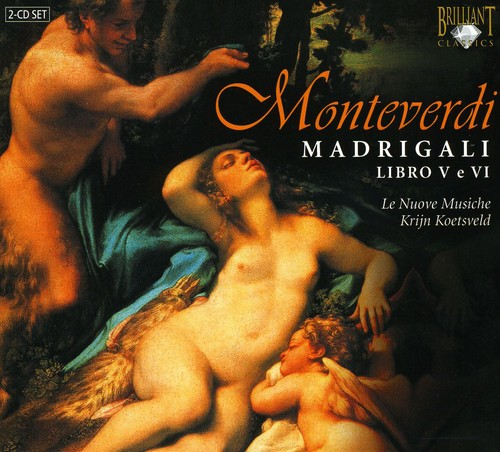 Fifth Book of Madrigals