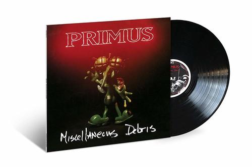 Primus - Miscellaneous Debris EP [Vinyl]