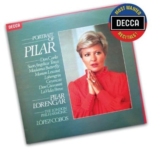 Most Wanted Recitals: Portrait of Pilar