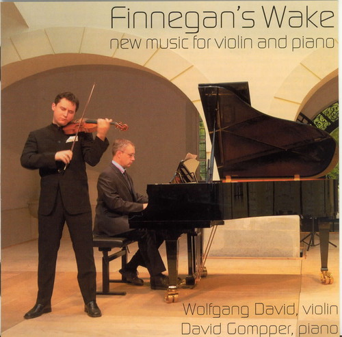 Finnegan's Wake: New Music for Violin & Piano