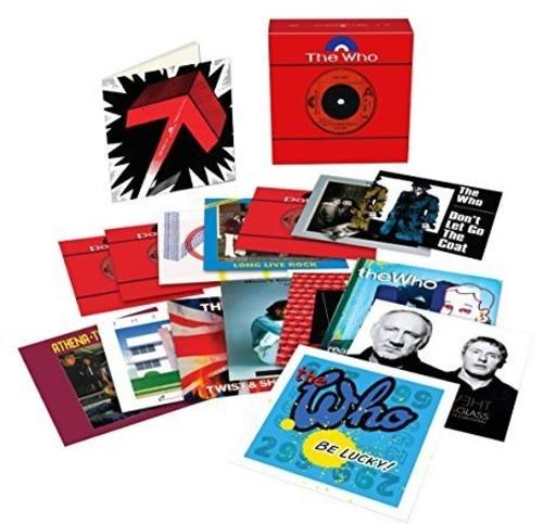 The Who - Polydor Singles 1975-2015 [Vinyl]