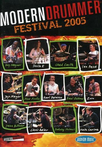 Modern Drummer Festival: Weekend 2005