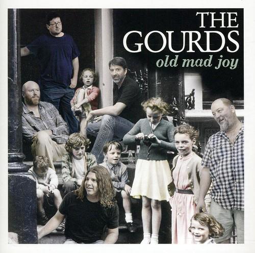 Gourds - Old Mad Joy