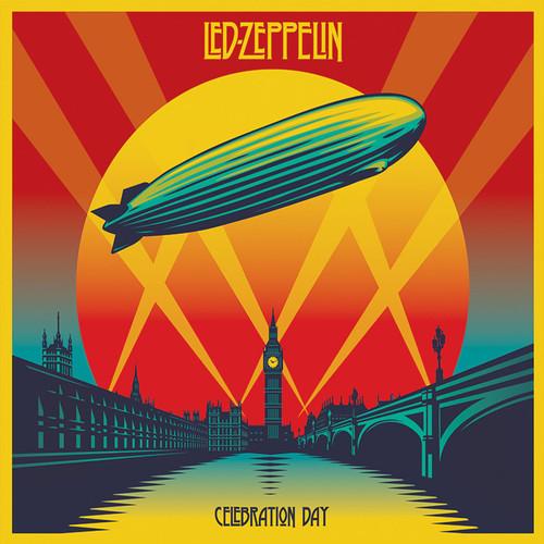 Led Zeppelin - Celebration Day [Deluxe 2 CD, 1 Blu-Ray, 1 DVD, CD Sized Digipak]