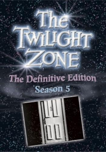 The Twilight Zone: Complete Fifth Season (Definitive Edition)