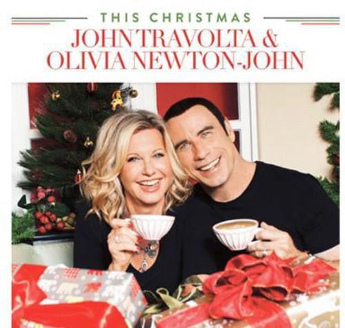 Newton-Olivia John & John Travolta - This Christmas