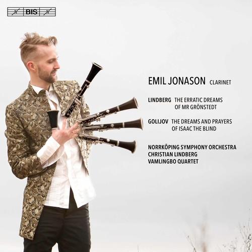 Golijov / Lindberg / Jonason - Emil Jonason Plays Lindberg & Golijov (Hybr)