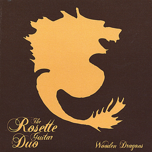 Wooden Dragons EP