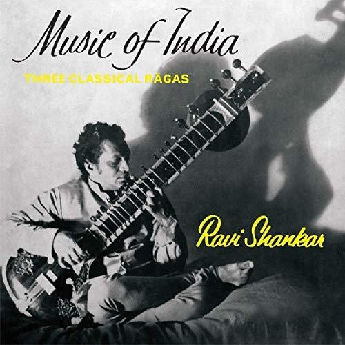 Ravi Shankar - Music Of India (3 Classical Ragas) (Uk)