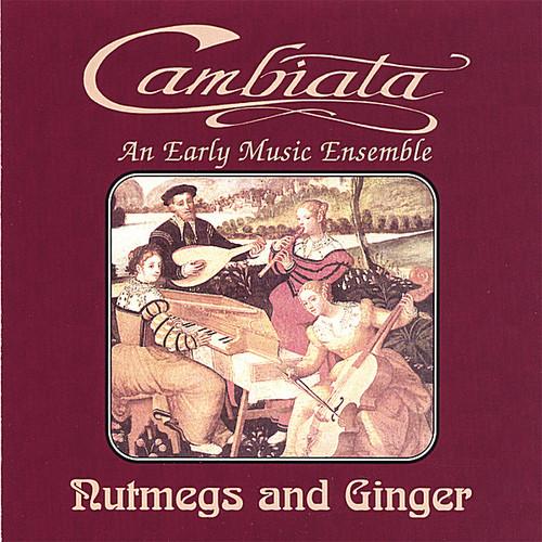 Nutmegs & Ginger