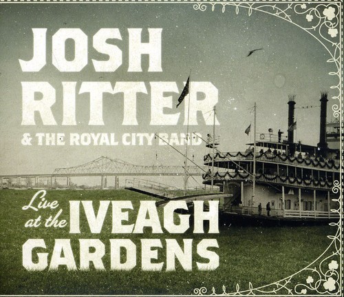 Josh Ritter - Live At The Iveagh Gardens [w/DVD]
