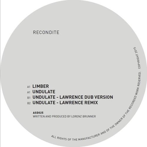 Limber /  Undulate - Lawrence Mixes