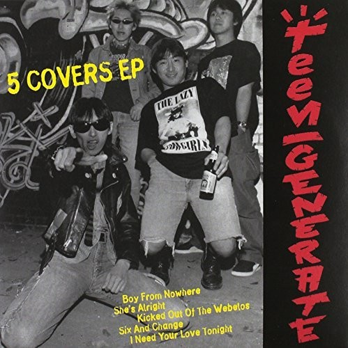 Five Covers Ep
