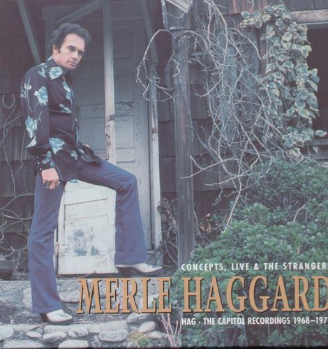 Hag-Capitol Recordings 1968-1976 Concepts Live & T