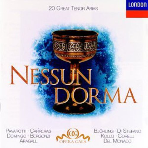 Nessun Dorma: 20 Great Tenor Arias /  Various