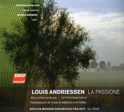 Louis Andriessen: La Passione