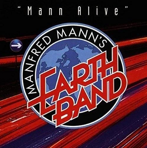 Manfred Manns Earth Band - Mann Alive