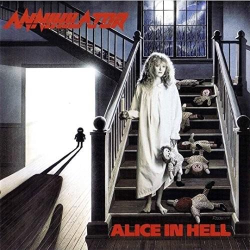 Annihilator - Alice In Hell (Hol)