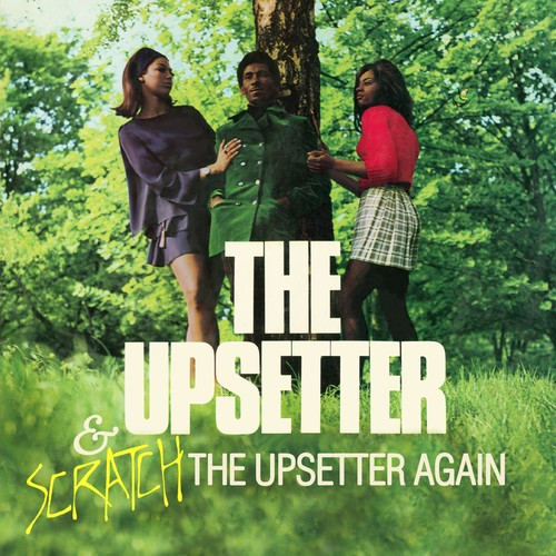 Lee 'scratch' Perry - Upsetter / Scratch The Upsetter Again: 2 On 1 Original Albums Edition