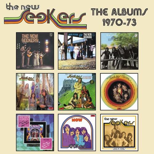 New Seekers - Albums 1970-73