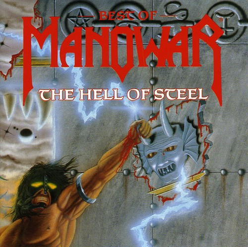 Manowar - Best Of-The Hell Of Steel [Import]