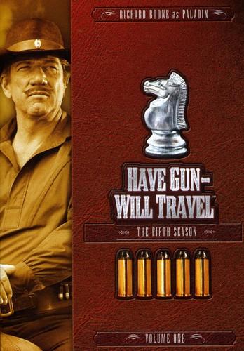 Have Gun - Will Travel: The Fifth Season: Volume 1