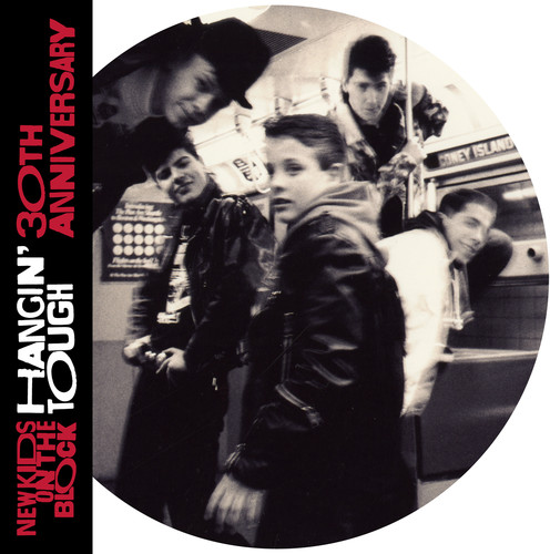 New Kids On The Block - Hangin' Tough: 30th Anniversary Edition [Picture Disc LP]