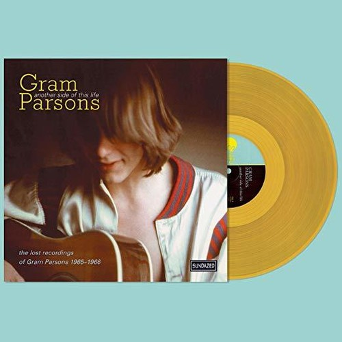 Gram Parsons - Another Side Of This Life (Wht)