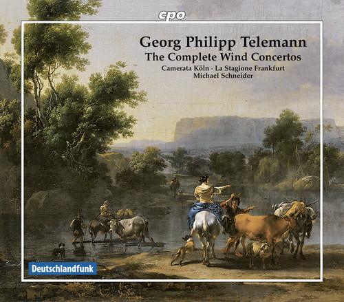 Schneider - Complete Wind Concertos