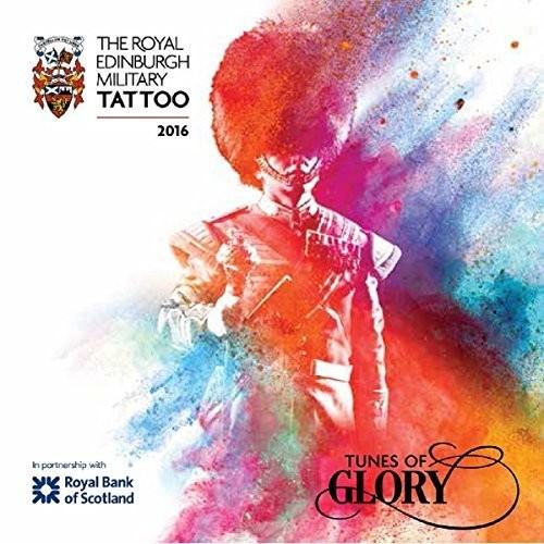 The Royal Edinburgh Military Tattoo 2016