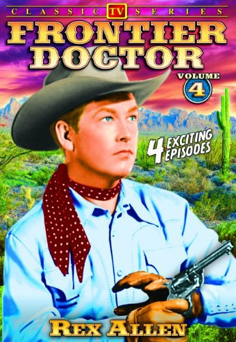 Frontier Doctor: Volume 4