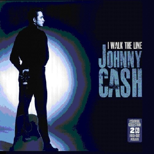 Johnny Cash - I Walk The Line [Import]