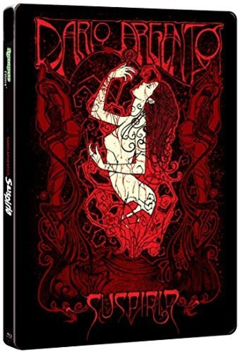 Suspiria (3-Disc Limited Edition Steel Book Edition)