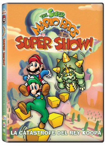 The Super Mario Bros Super Show! La Catastrofe del rey Koopa