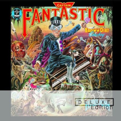 Elton John - Captain Fantastic And The Brown Dirt Cowboy [Deluxe Edition]