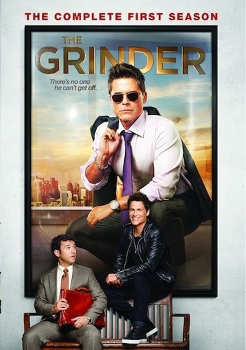 The Grinder: The Complete First Season