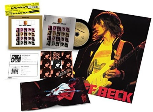 Jeff Beck - Jeff Beck Group (SACD) (Japanese Special Edition)