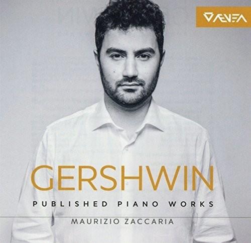 Gershwin: Complete Piano Works Maurizio Zaccaria