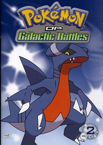 Pokemon DP Galactic Battles: Volume 2