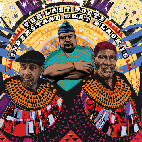 The Last Poets - Understand What Black Is [LP]