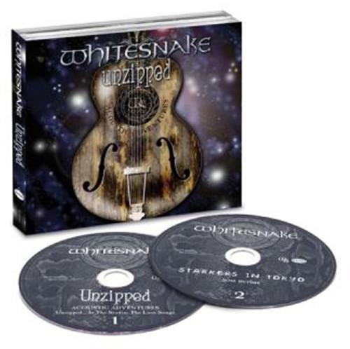 Whitesnake - Unzipped [Deluxe Edition]